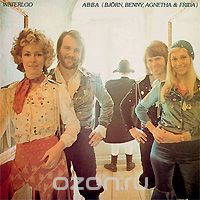 ABBA. Waterloo (LP)