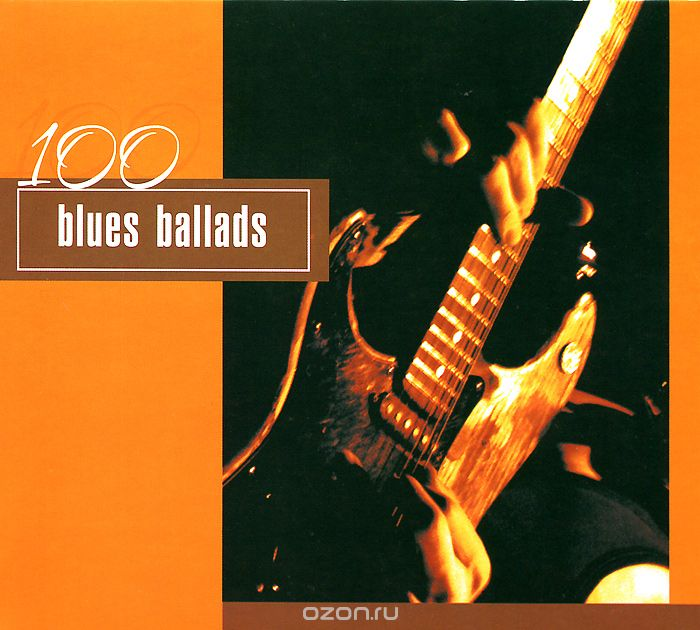 100 Blues Ballads (mp3)