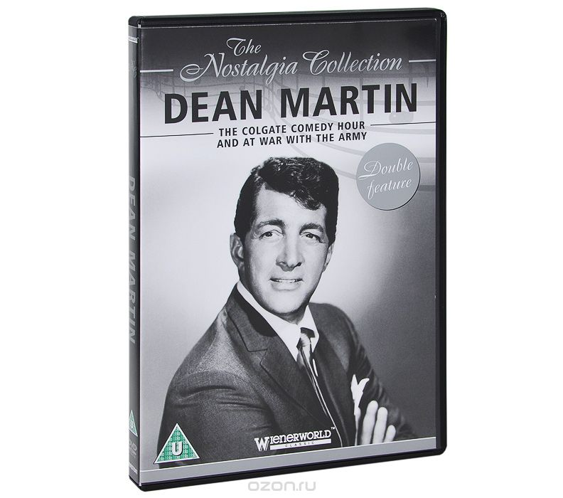 Dean Martin: The Colgate Comedy Hour And At War With The Army