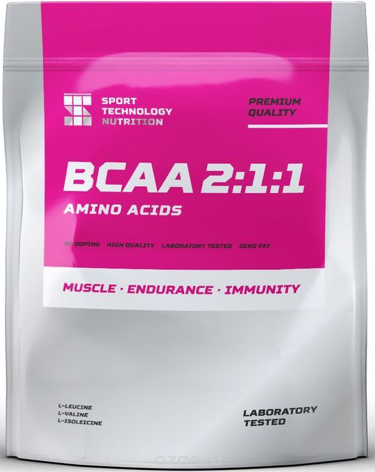 "BCAA Sport Technology Nutrition ""2:1:1"", 300 г"